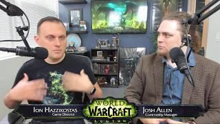 Live Developer Q&A VoD with Ion Hazzikostas