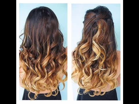 How To Make Your Own Sun IN! Lighten Your Hair Naturally
