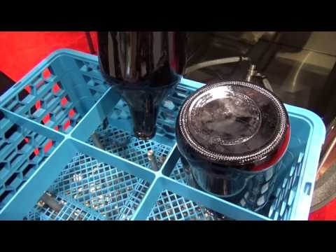 CMA Dishmachine   Commercial Beer Growler and Washer Rack