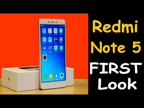 Redmi Note 5 First Look Specification Launching Date | Technical Solution