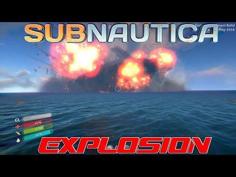Explosion! : Subnautica! (EP1)