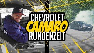 JP Performance - Chevrolet Camaro Rundenzeit! | LaSiSe