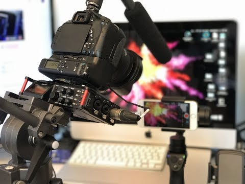 Live Stream to Youtube and Facebook with Multiple Cameras | Dslr and iPhone