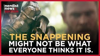 Why Everyone Is Wrong about Avengers: Endgame (Nerdist News Edition)