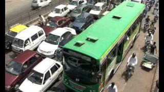 karachi CNG Bus Service problem