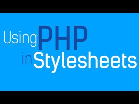 Using PHP in Stylesheets   CSS Tutorial