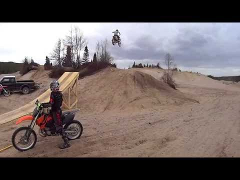 fmx ramp session