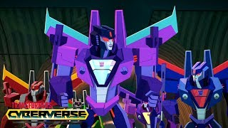 Download 'Teletraan X' 📶 Episode 12 - Transformers Cyberverse - NEW SERIES Video