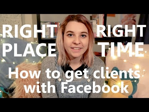 How I use Facebook Groups to get clients    Freelance Talks