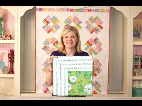 How to Miter Borders on a Quilt - Fat Quarter Shop