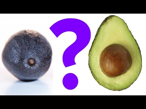 The Best Way To Find A Perfect Avocado