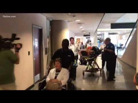Atlanta-bound flight makes emergency landing in Tulsa