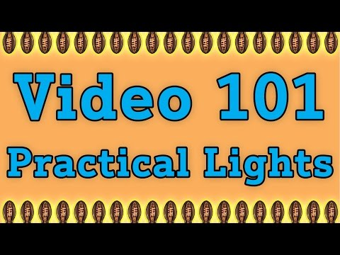 Video 101: What Are Practical Lights And How Are They Used