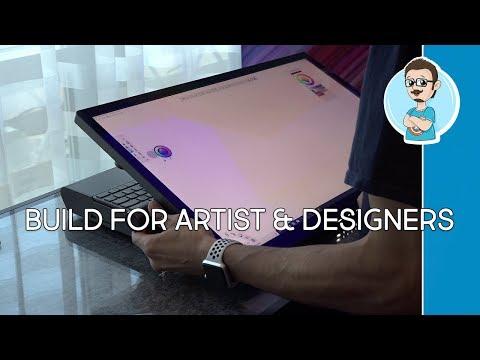 Lenovo Yoga A940 | CES 2019 | Informative Overview | Build for Artist and Designers!