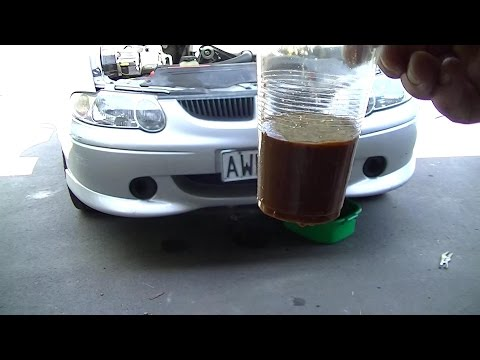 Holden Commodore Nightmare Coolant Part 1