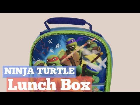 Ninja Turtle Lunch Box // 12 Ninja Turtle Lunch Box You've Got A See!