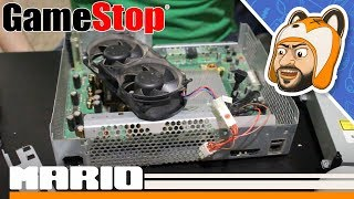 Unsuccessful) Fixing a 12V Short to Ground Xbox 360 Slim