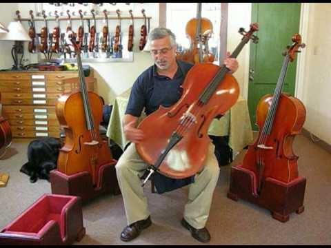 Cellos: What's the Difference? - Part 1