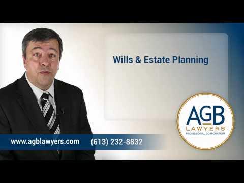 Ottawa Wills & Estate Planning - AGB Lawyers