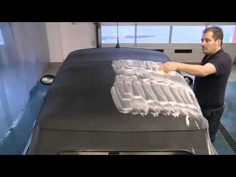 Autoglym Fabric Hood Cleaning Kit