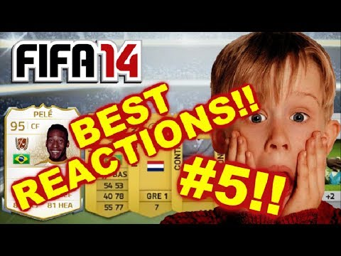 FIFA 14 | Best Pack Opening Reactions!! #5!!