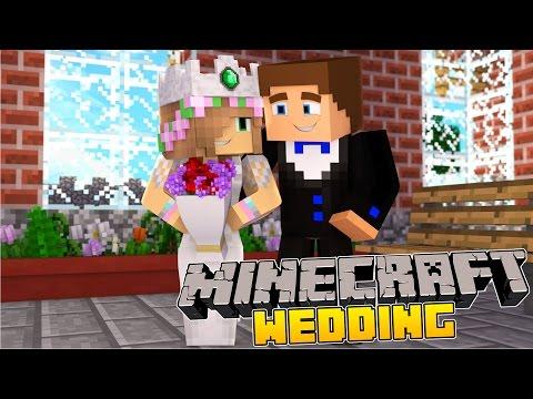 Minecraft WEDDING - LITTLE KELLY GETS MARRIED!