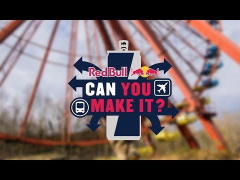 RedBull Can You Make It 2018 - Team Trinity