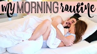 MY MORNING ROUTINE SUMMER 2017 | MARRIED WITH 2 PRESCHOOLERS