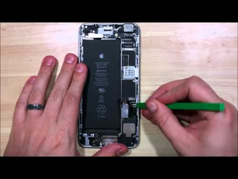 iPhone 6 Plus Charge Port Replacement Disassembly - Headphone Loud Speaker Mic