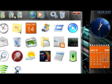 How to transform Windows XP to Windows Vista