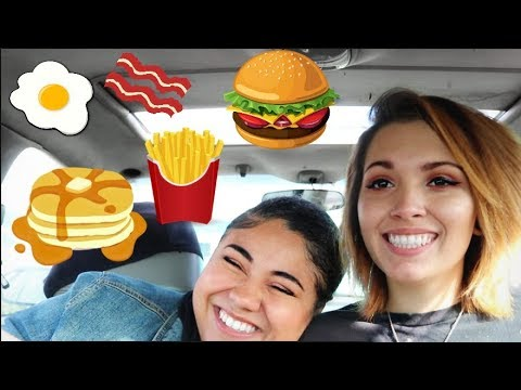 Breakfast and Lunch Mukbang