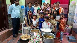 BiG & Special Indian Dinner Routine 2018 | INDIAN KITCHEN EVENING ROUTINE |