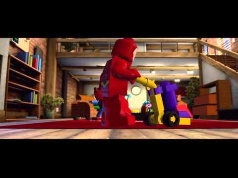 LEGO Marvel Super Heroes vs LEGO Batman 3 Beyond Gothem (PS4)