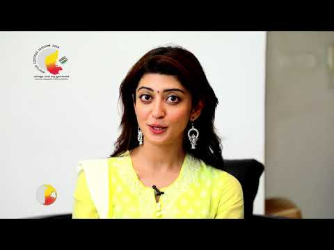 Praneetha about voting awareness karnataka assembly election 2018