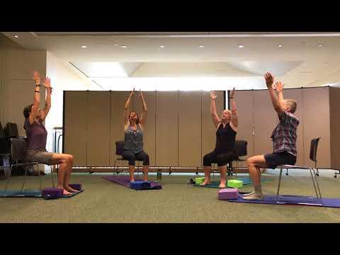 Seated Yoga