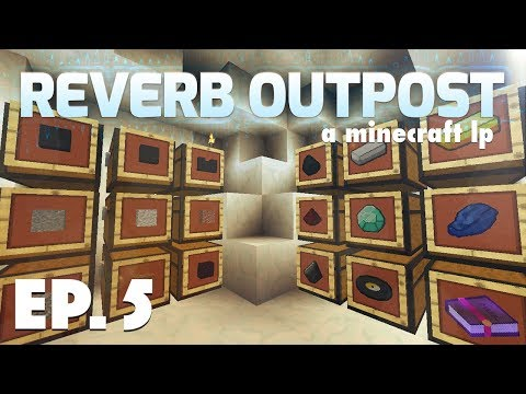 Ep 5: There's Snow Place Like Home   Reverb Outpost: A Minecraft LP   Season 2