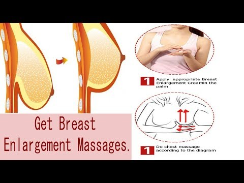 How To Get Breast Enlargement Massages | breast augmentation breast lift | Beauty salon
