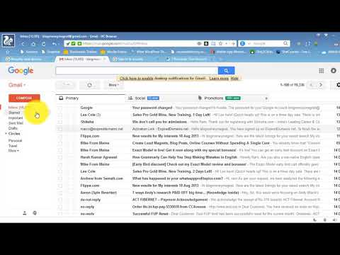 How to delete all emails from one sender gmail at once