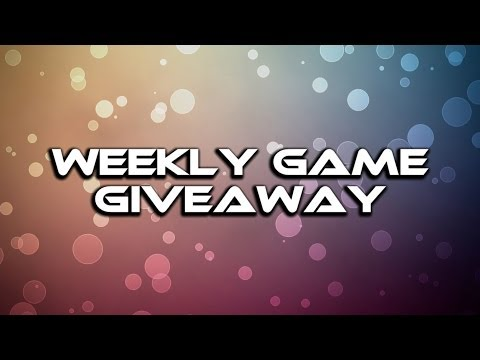 Game Giveaway Week 12 (CLOSED) + Week 11 Winners