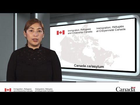 Solicitar asilo en Canadá: Lo que debe conocer