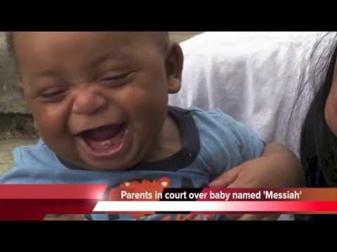 TN judge orders baby's name be changed from 'Messiah'