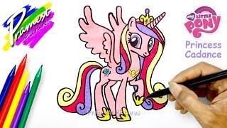 Belajar Menggambar Dan Mewarnai Gambar Pelangi Rainbow