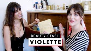 Inside Celebrity Makeup Artist Violette