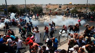 Palestinians killed in Jerusalem clashes