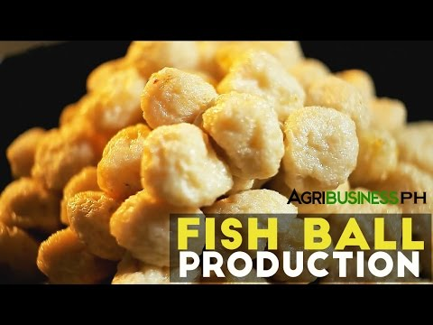 How to Make Fish Ball | Agriculture Philippines