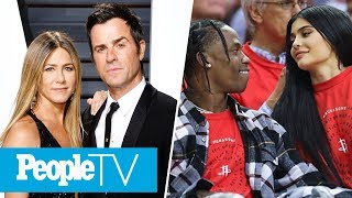 Jennifer Aniston & Justin Theroux Split, Kylie Jenner & Travis Scott Return To Snapchat | PeopleTV