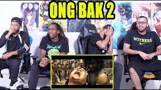 Ong Bak 2 Slave Fight Scene Reaction
