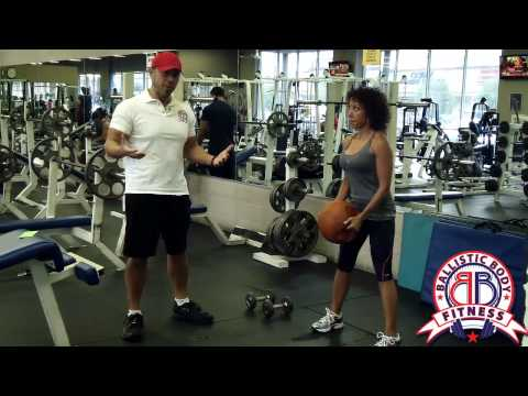 Compound Excerise Workouts to Burn Fat and Add Lean Muscle
