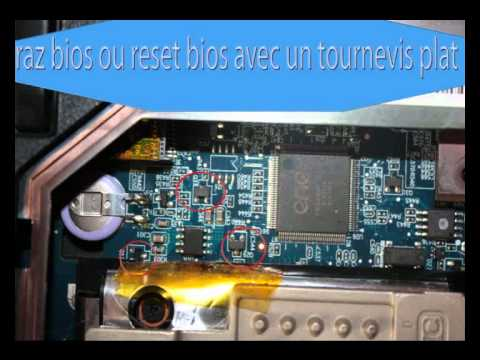 raz bios ou reset bios acer aspire 5315 (delete password)