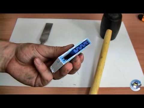 Inside HP 364 Cyan Setep Ink Cartridge